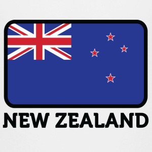 National Flag of New Zealand Shirts - Teenage Premium T-Shirt