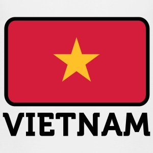 National Flag Vietnam T-shirts - Børne premium T-shirt