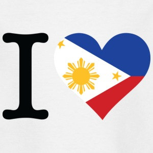 I love the Philippines Shirts - Kids' T-Shirt