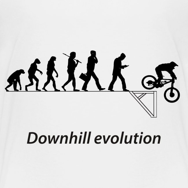 Downhill evolution ado