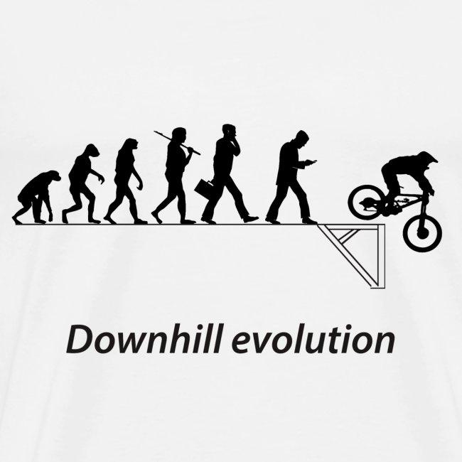 Downhill evolution ado