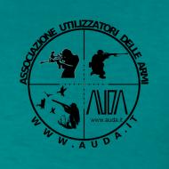 ~ maglietta con logo AUDA (per capi chiari)
