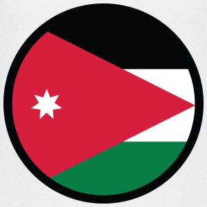 National flag of Jordan Shirts - Kids' Premium T-Shirt