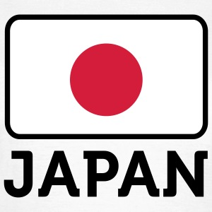 Nationalflagge von Japan T-Shirts - Frauen T-Shirt