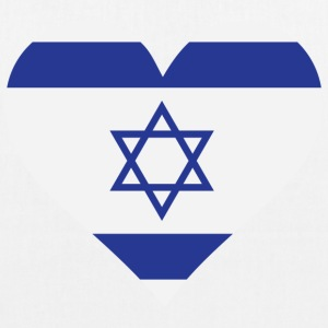 A Heart for Israel Bags & Backpacks - EarthPositive Tote Bag