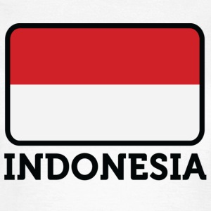 National flag of Indonesia T-Shirts - Women's T-Shirt