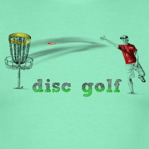 disc golf T-shirts - Herre-T-shirt