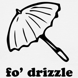 Comedy - Fo' Drizzle - Men's T-Shirt