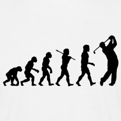 Golfing - Golf Evolution