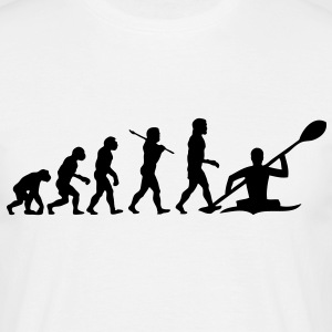 Kayaking - Kayak Evolution - Men's T-Shirt