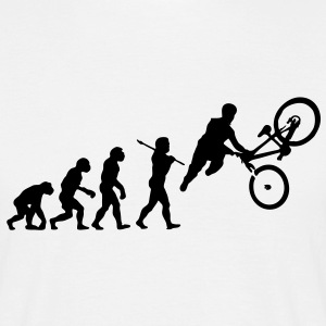 MTB Freestyle Evolution - Men's T-Shirt