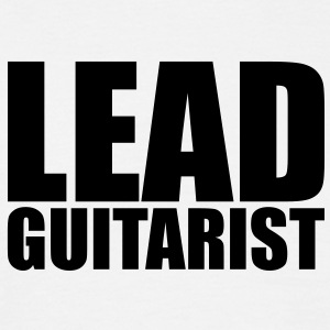 Lead Guitarist - Men's T-Shirt