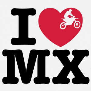 mx06 i love mx converted - Men's T-Shirt