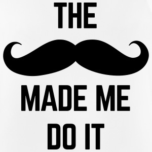 Mustache Made Me Do It  Sports wear - Men's Breathable Tank Top