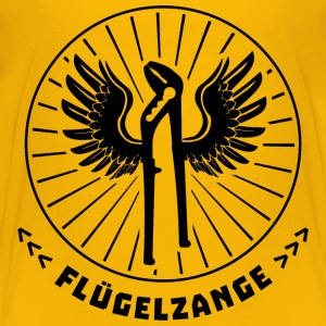 Flügelzange T-Shirts - Teenager Premium T-Shirt