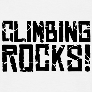 rc12 climbing rocks - Men's T-Shirt