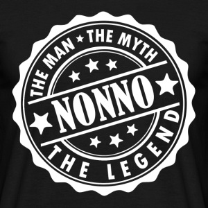 Nonno-The Man The Myth The Legend T-Shirts - Men's T-Shirt