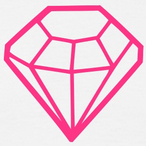 Pink Diamond - Men's T-Shirt