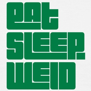 Eat Sleep Weld - Men's T-Shirt