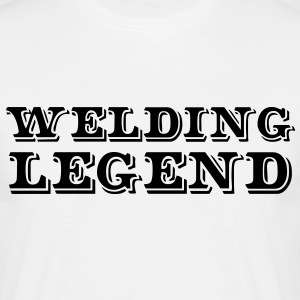 WELDING LEGEND - Men's T-Shirt