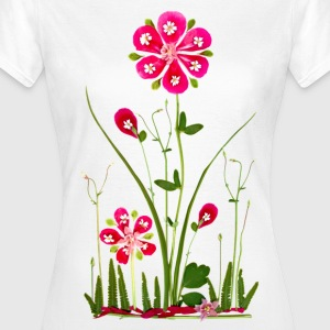 Fantasy Flower Power, Summer, Beautiful, Garden T-Shirts - Women's T-Shirt