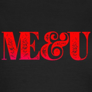 Me + U red T-Shirts - Frauen T-Shirt