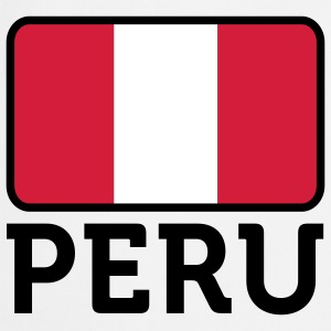National Flag of Peru  Aprons - Cooking Apron