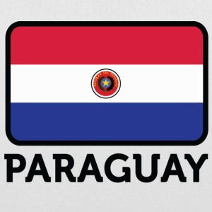 National Flag of Paraguay Bags & Backpacks - Tote Bag