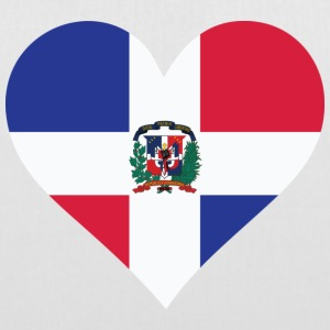 A heart for the Dominican Republic Bags & Backpacks - Tote Bag