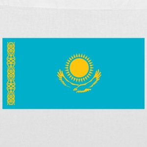 National Flag of Kazakhstan Bags & Backpacks - Tote Bag