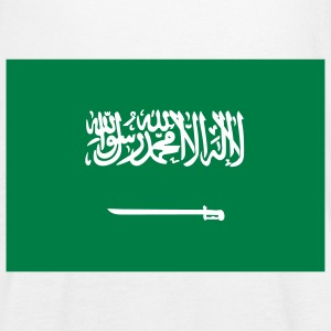 Nationalflagge von Saudi Arabien Tops - Frauen Tank Top von Bella