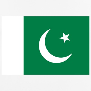 National Flag of Pakistan T-skjorter - Pustende T-skjorte for menn