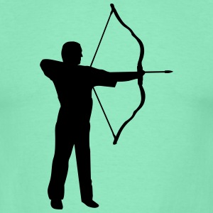 archery, archer T-Shirts - Men's T-Shirt