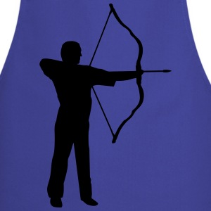 archery, archer  Aprons - Cooking Apron