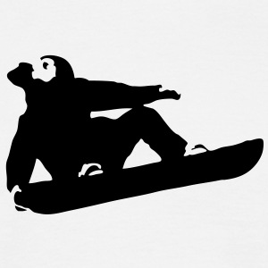snowboarder 02 - Men's T-Shirt