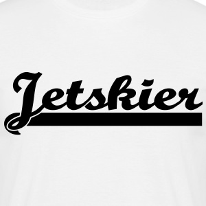 jet ski jetskier - Men's T-Shirt