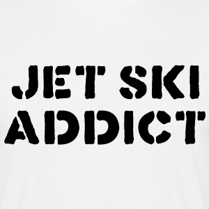 jet ski addict - Men's T-Shirt