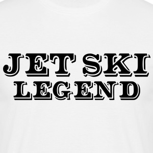 jet ski legend - Men's T-Shirt