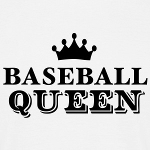 baseball queen - Men's T-Shirt