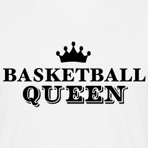 basketball queen - Men's T-Shirt