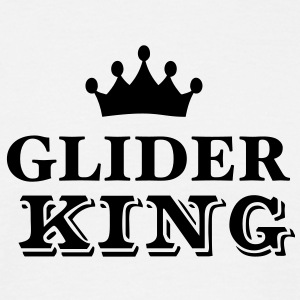 glider king - Men's T-Shirt