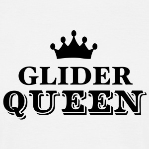 glider queen - Men's T-Shirt