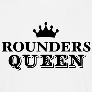 rounders queen - Men's T-Shirt