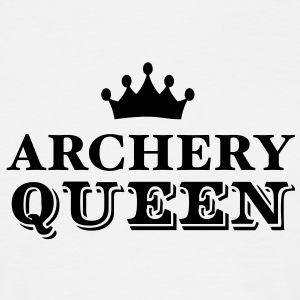 archery queen - Men's T-Shirt