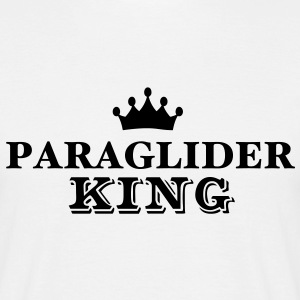 paraglider king - Men's T-Shirt