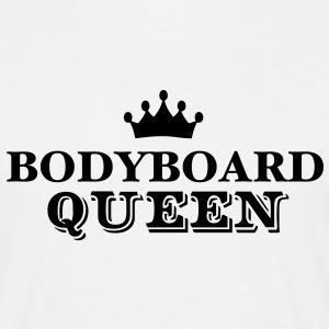 bodyboard queen - Men's T-Shirt
