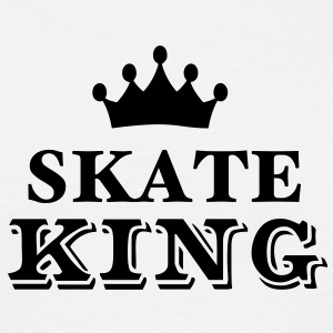 skateboarding skate king - Men's T-Shirt