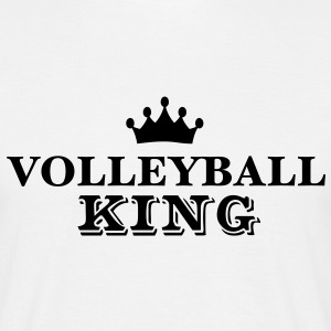 volleyball king - Men's T-Shirt