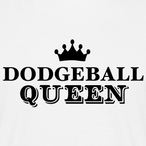 dodgeball queen - Men's T-Shirt