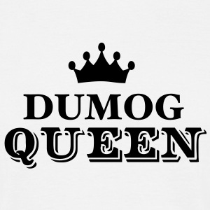 dumog queen - Men's T-Shirt